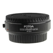FOTGA Macro Auto Focus Automatic Extension Tube 13mm DG For CANON EF EFS Lens