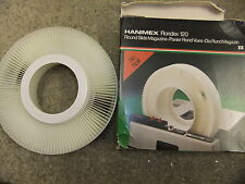 Slide 35mm cassette magazine ROTARY HANIMEX Rondex 120 slide OR GNOME