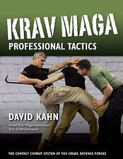 Krav Maga Professional Tactics by David Kahn (2016, Paperback)