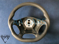 Steering Wheel Mercedes Sprinter 906 Crafter Leather Flat Bottom
