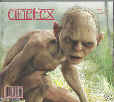 Cinefex #92 LOTR The Two Towers XXX Spy Kids Rare Behind the Scenes Pics