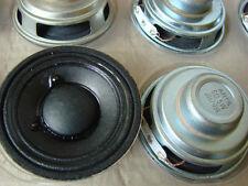 """2pcs 2.25"""" inch 6Ohm 5W Full Range Audio Speaker Neodymium Magnet Loudspeaker"""