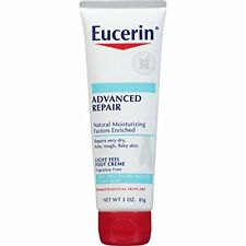 Eucerin Intensive Repair Foot Creme 3 oz Each