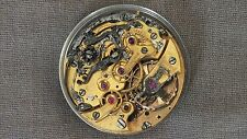 Vintage LONGINES CHRONOGRAPH Cal. 13ZN ONLY MOVEMENT for repair or parts