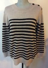 Obey Ladies Sirens Sweater Size Small
