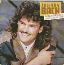 Johnny Bach - Buenas Noches From A Lonely Room (Vinyl-Single 1989) !!!