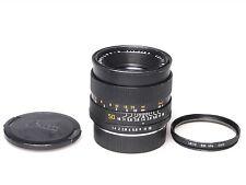 Leica Summilux-R 50mm F/1.4 + E55 UVa 13373