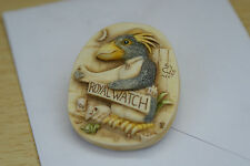 MAD MURPHY THE PENGUIN BROOCH/BADGE ROYAL WATCH 1999 HARMONY KINGDOM from 1999
