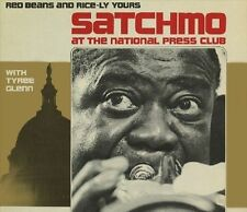 Satchmo at the National Press Club: Red Beans & Rice-ly Yours