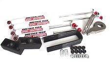 "SILVERADO 1999-2006 LIFT KIT 3"" & 4"" TORSION KEYS BLOCKS DOETSCH TECH SHOCKS 4WD"