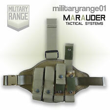 Marauder 40mm Grenade Pouch - Drop-Leg - PLCE - British Army MTP Multicam - UK