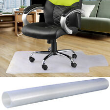 PVC Frosted Home Office Chair Floor Protector Anti Slip Wood/Tile Standard Mat