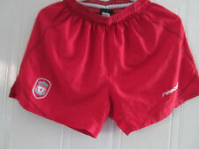 Liverpool 2002-2003 Home Football Shorts Small Adult Waist /bi