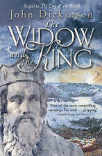 John Dickinson The Widow And The King (Medieval Trilogy) Very Good Book