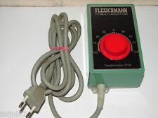 FLEISCHMANN ( 6730 ) TRANSFORMATEUR  ALIMENTATION VOIES ET ACCESSOIRES HO ET N
