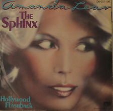 "AMANDA LEAR - THE SPHINX - HOLLYWOOD FLASHBACK  Single 7"" (H697)"