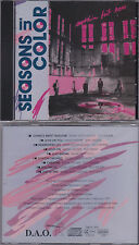 Seasons In Color - Nothin' But New (1991) rare AOR, Channel 5, Dominoe,Surprises