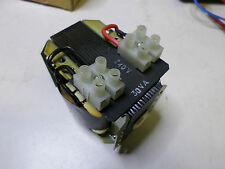 SIROS TRANSFORMERS - 240AC Input - 8.5AC Output - 30Va - tested