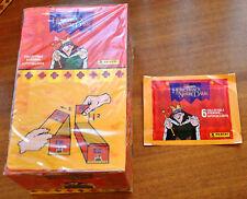 100 SOBRES DE CROMOS EL JOROBADO DE NOTRE DAME. PANINI BOX STICKER PACKETS