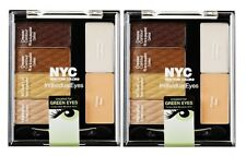 LOT OF 2 - NYC Individual Eyes EyeShadow 940 Central Park