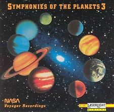 Symphonies Of The Planets 3 by Nasa, Voyager Recordings, Various Artists