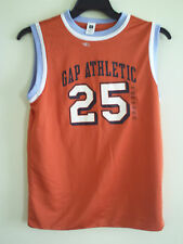 Boys Shirt Sleeveless Reversible Shirt gap  Orange NWT XL