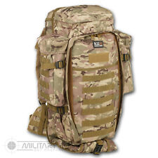 9.11 TACTICAL FULL GEAR RIFLE COMBO BERGEN MULTICAM MTP RUCKSACK  AIRSOFT SNIPER