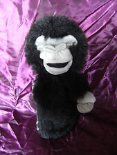 silverback gorilla  hand puppet by puppet company