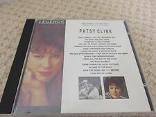 Patsy Cline CD Legends In Music Excellent Condition