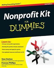 Nonprofit Kit For Dummies (For Dummies (Business & Personal Finance))