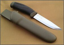 "MORA FIXED BLADE KNIFE 8.62"" OVERALL ARMY MODEL RAZOR SHARP MADE IN SWEDEN"