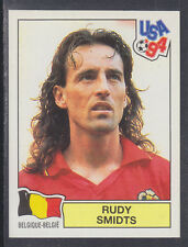 Panini - USA 94 World Cup - # 361 Rudy Smidts - Belgique (Green Back)