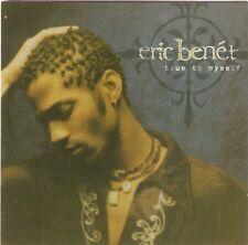 Eric Benét - True to Myself (CD 2000)