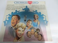THE MUSIC OF YOUR LIFE~DORIS DAY,DINAH SHORE,PIED PIPERS, ETC.~Factory Sealed LP