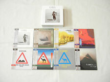 Camel JAPAN 8 titles Mini LP SHM-CD SS + PROMO BOX SET