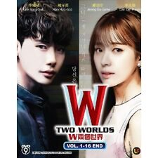 W – Two Worlds   NEW! DELUX  Korean Drama - GOOD ENG SUBS