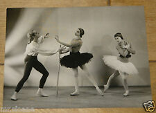 MARGOT FONTEYN VINTAGE GORDON ANTHONY ORIGINAL BALLET PHOTO W/ ROBERT HELPMANN 5
