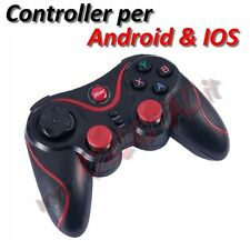 CONTROLLER S600 WIRELESS BLUETOOTH ANDROID IOS PC MAC TABLET GAMEPAD JOYSTICK