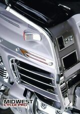 Upper and Lower Chrome Fairing Molding Combo for Goldwing GL1500 - '88-'00