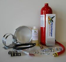 Firecharger 2.3L AFFF Racing Fire Bottle Extinguisher Suppression System