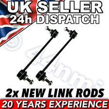 FORD E VOLVO Front Anti Roll Bar Goccia LINK CANNE x 2 (FOCUS C-MAX KUGA C70 S40)