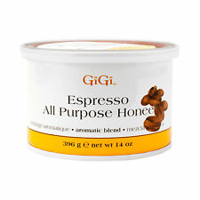 GiGi *** 0252 Espresso All Purpose Honey Wax 14oz.