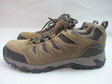 Mens Karrimor Mount Low Walking Hiking Taupe Shoes Uk 11.5  EUR 45.5