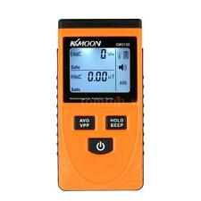 GM3120 Digital Electromagnetic Radiation Detector Meter 1-1999V/m 0.01-19.99μT