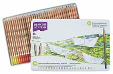 Derwent Academy Watercolour Pencils 36 Tin - Water-Soluble Blendable Colours