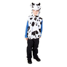KIDS CHILDRENS GIRLS BOYS NATIVITY PLAY COW FARM ANIMAL COSTUME OUTFIT AGE 3-7