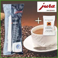 Jura Filterpatrone - Claris White 60209 zum stecken, Impressa + Kalklösetab