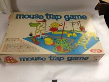 Ideal Toy's Mouse Trap Game - Vintage 1963 First Edition - Please Read
