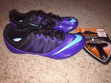 NEW Nike ZOOM Rival S WOMEN Sz 6 Racing Sprint Shoe 7 Track Spike Electro Purple