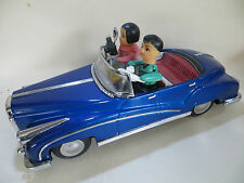 VINTAGE 'PHOTOING ON CAR' MYSTERY ACTION CAR. ME630. TIN-PLATE. EXCELLENT/BOXED